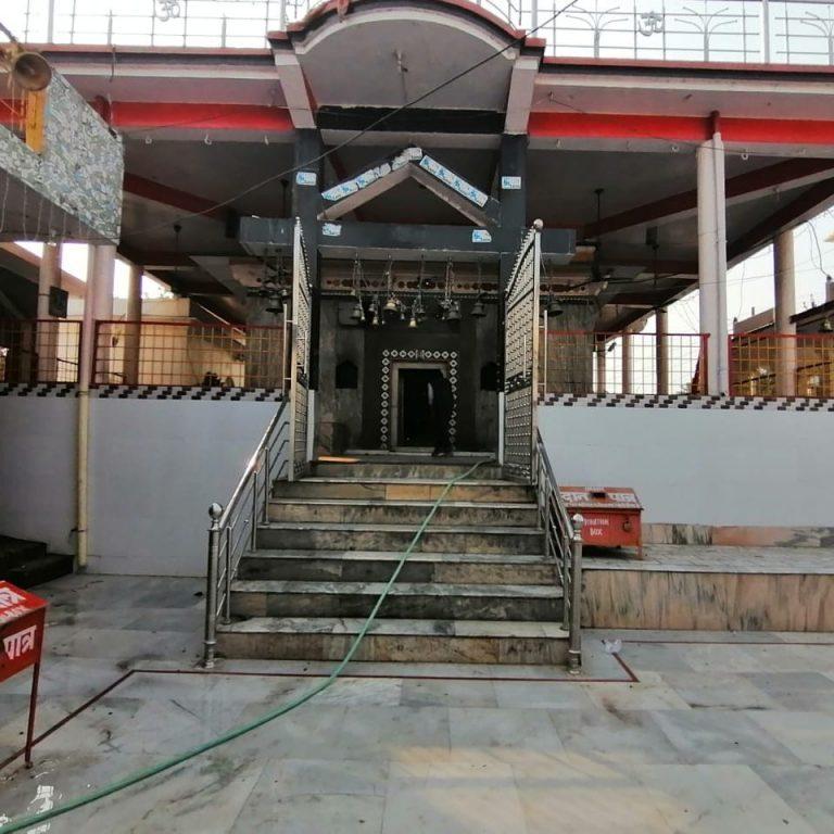 Temple In prayagraj