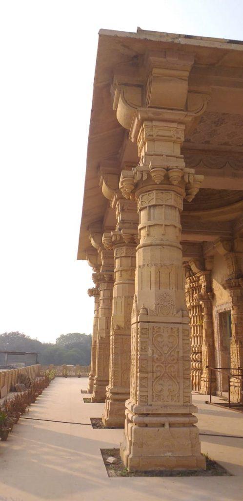 Maharishi Mahesh Yogi Samadhi Sthal